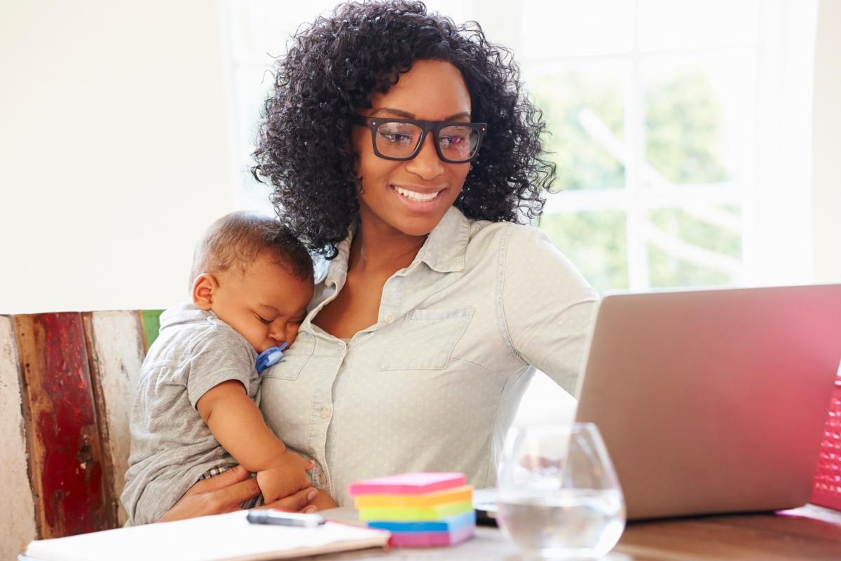 Como ser mãe pode torná-la uma profissionalmelhor