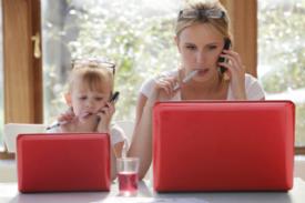 Por que a maternidade está se tornando um incentivo ao empreendedorismo feminino?